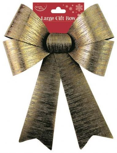 X-26157-B - NATURAL GOLD BOW